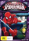 Ultimate Spider-Man - Super Villains Unleashed (DVD, 2015)