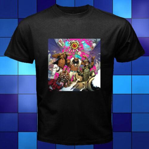 Nouveau Flatbush Zombies un LACED RAP HIP HOP MUSIQUE T-shirt noir taille S à 3XL