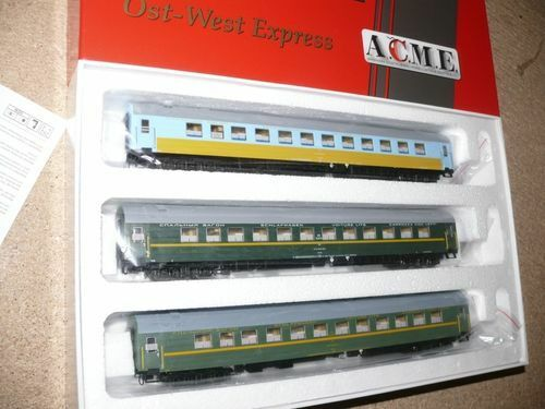 SH    ACME AC55136 SET FD 240 241 Ost-West Express Moskau-Brüssel 5ca54e
