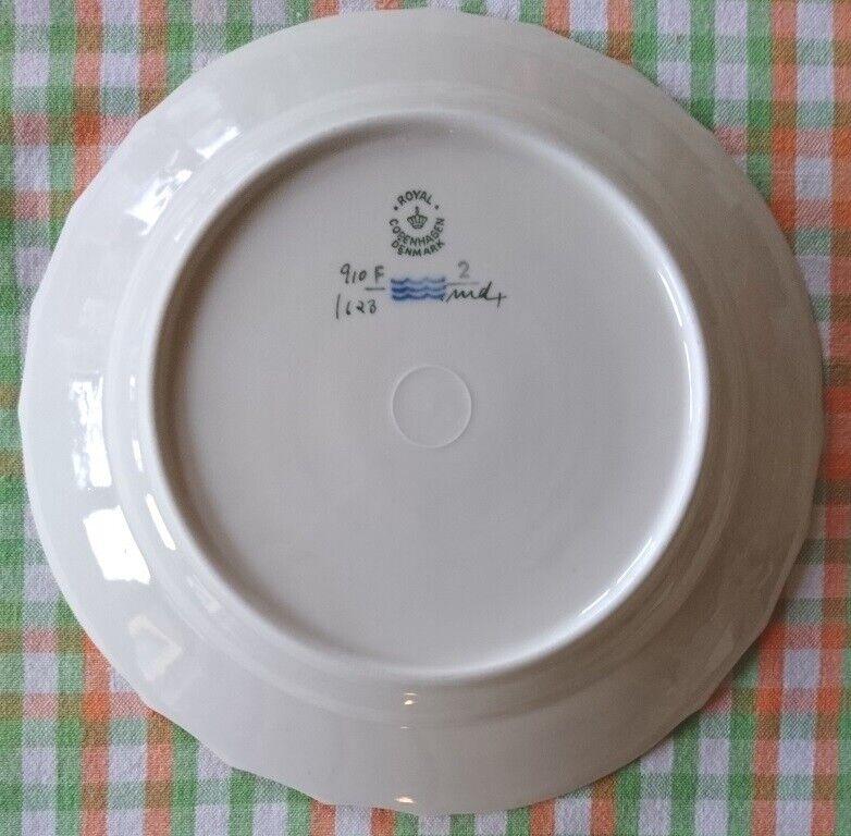 Porcelæn, Frokost tallerkener, Frijsenborg Royal
