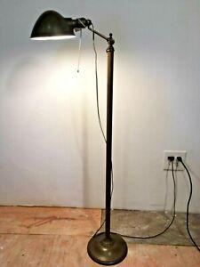 Unique Vintage Hubbell Br Pole Lamp