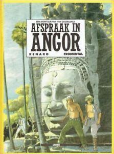 Arboris-Luxereeks-10-Ivan-Casablanca-2-Afspraak-in-Angor-Hardcover