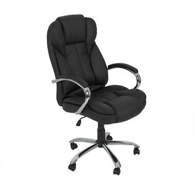 PU Leather Office Task Chair