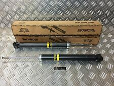 Ford Focus 2x Shock Absorbers (Pair Set) 23904 Rear Monroe Genuine Quality