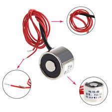 Holding Magnet Electric P20 / 15 Lifting 2.5 KG Electromagnet Solenoid DC 12 V