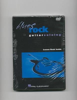 blues rock guitar soloing lead guitar lesson dvd ebay. Black Bedroom Furniture Sets. Home Design Ideas