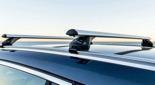 Relingträger Quick Alu für Opel Grandland X SUV ab 17 aufliegende Reling
