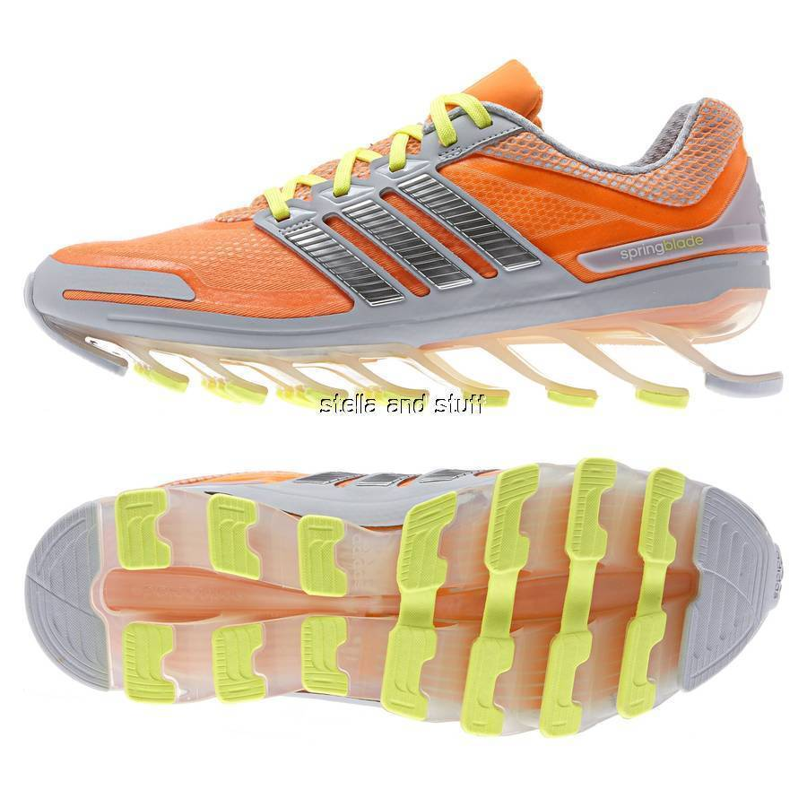 Adidas SPRINGBLADE ADIPOWER Running shoes supernova megabounce TrainersWomens 10