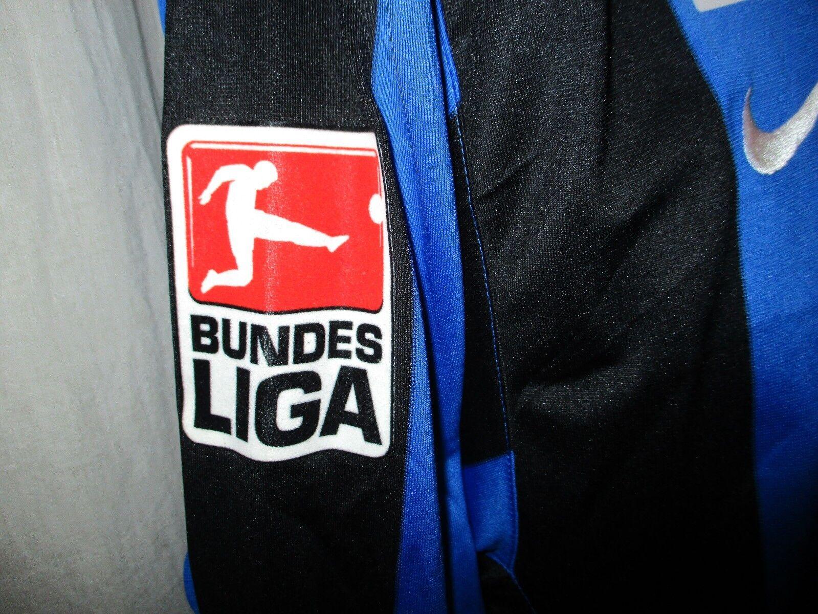 VfL Wolfsburg Nike Langarm Matchworn Matchworn Matchworn Meister Trikot 2008 09 Nr.6 Simunek Gr.L 0ae26d
