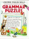 Usborne English Skills: Grammar Puzzles by Karen Bryant-Mole (1993, Paperback)