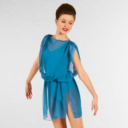 Position 1st Lyrique Ballet danse Tunique