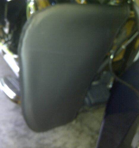Harley Davidson Dyna Soft Lower Fairing Covers// Elephant Ears//Leg Warmers