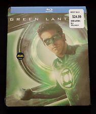 DC'S GREEN LANTERN - US BESTBUY EXCLUSIVE BLU-RAY STEELBOOK - NEW & SEALED