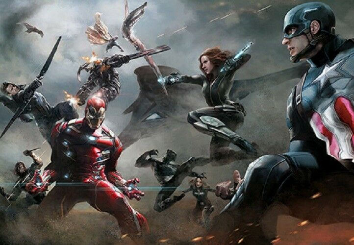 1000 Piece Jigsaw Puzzle Marvel Avengers Avengers Avengers Begin of Split Bromide Home Decoration 96556f