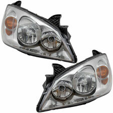 Fit For 2005 2006 2007 2008 2009 2010 Pontiac G6 Witho Ctf Headlight Right Amp Left Fits Pontiac G6