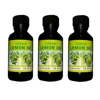 Aceite De Limon 1 Oz. Masajes - Lime Lemon Moisturizing Oil For Massage Or Bath