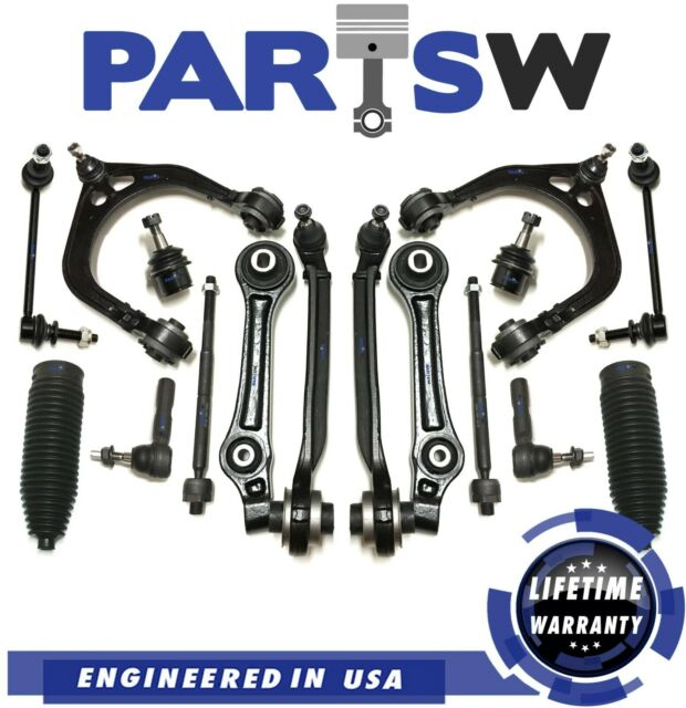 FRONT 2 X LOWER /& 2 X UPPER CONTROL ARM CHRYSLER 300C 2WD 2005-2006