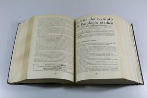 Newsletter-Del-Institute-Of-Pathology-Medica-1946-A-1950-Complete-And-Bound