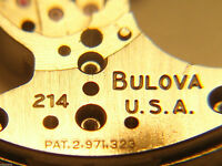 Bulova Accutron 214 Parts For Sale (see Posting)