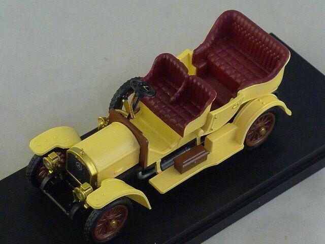 Rio 4392 - Mercedes Tourisme jaune - 1909  1 43