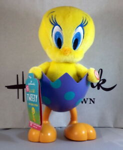 Hallmark-Tip-N-Fall-Tweety-Easter-Sound-and-Motion