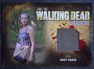 Cryptozoic-Walking-Dead-Season-2-M21-Carol-Wardrobe-Costume-Trading-Card