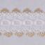 30mm-Knitting-In-Eyelet-Lace-Trimming thumbnail 7