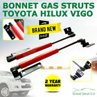 Front Hood Bonnet Gas Strut Damper Lift Kit for TOYOTA Hilux 2005-2012 Machter