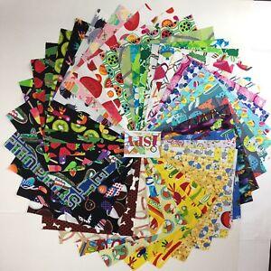 I-SPY-40-5-Squares-Charm-Pack-Quilting-Fabric-100-Cotton-Benartex