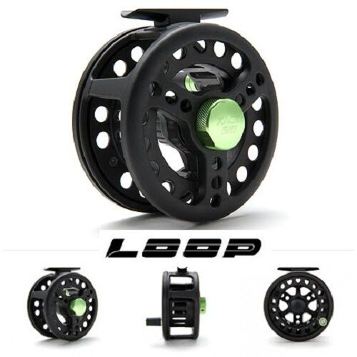 Boucle Xact Fly Reel 8-12 *** NEUF 2019 titres *** Xact 8-12 Royaume-Uni Boucle concessionnaire