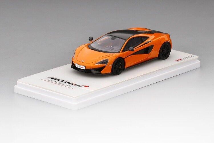 Mclaren 570s Mclaren orange (LHD) Modell Auto in 1 43 von Tsm
