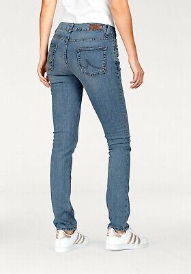 Ltb Jeans Aspen Y Femmes Coupe Slim Droite Pantalon Stretch 990048 W26 W30 L32 | eBay