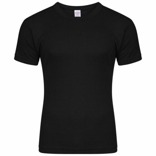Mens Thermal T Shirt Top Warm Bottom Underwear Inner Vest Baselayer Winter S M L