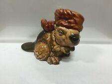 Goebel Figur Komische Tiere. Biber 13 cm Top Zustand !