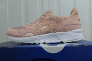 newest 6cdc5 92930 Details about JUNIORS ASICS GEL-LYTE V GS PINK /SAND C541N 1717 BNIB 15