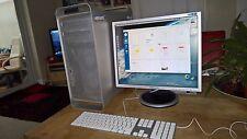 Apple Mac Pro Early 2008 Xeon Quad Core 2.8GHz, 4GB, 320GB, Yosemite