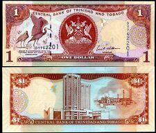 Trinidad and Tobago 1 Dollar 2006-14 New UNC
