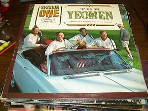 The Yeomen Session One Lp Mercury Mg 20771 Vinyl Record Ebay