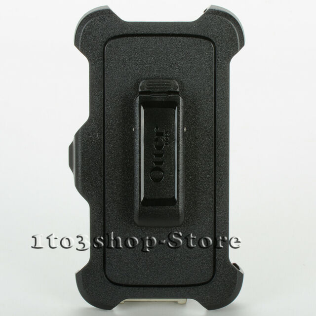 new product b9574 65b12 Replacement Holster Belt Clip For Moto Z Force Droid Edition Defender Case  Black