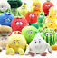 Fruit-Vegetables-Soft-Plush-Toys-Co-op-Goodness-gang-Plush-Stuffed-Pillow-Doll thumbnail 1