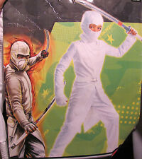 GI JOE Storm Shadow costume size small 4-6 NEW NEVER WORN