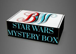 Funko Star Wars Mystery Box Box Price Guaranteed Grails Vaulted Excl Commons Ebay