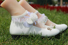 10-year-old Girl Silicone Fake Foot Feet Model,Shoe Model SIZE 30# A201