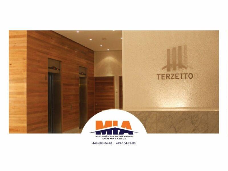 RENTA DE DEPARTAMENTOS TORRE TERZZETO