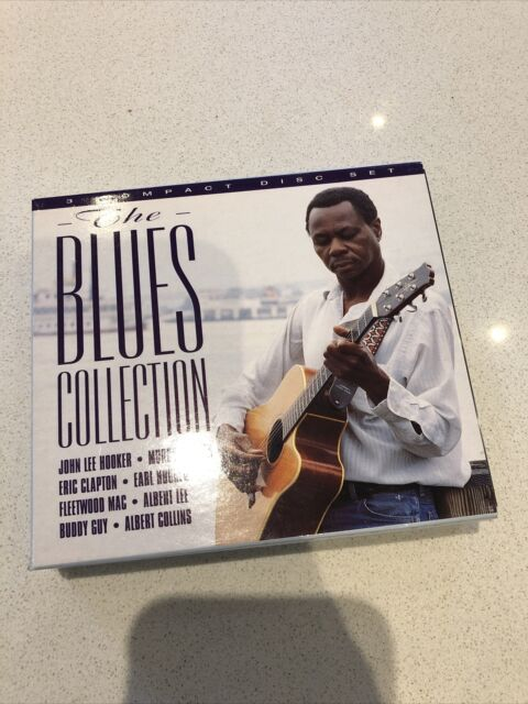 Various Artists - Blues Collection [Dressed to Kill] (1996)