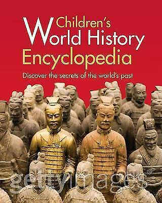 """""""AS NEW"""" Mini Children's Reference: Encyclopedia world history, , Book"""