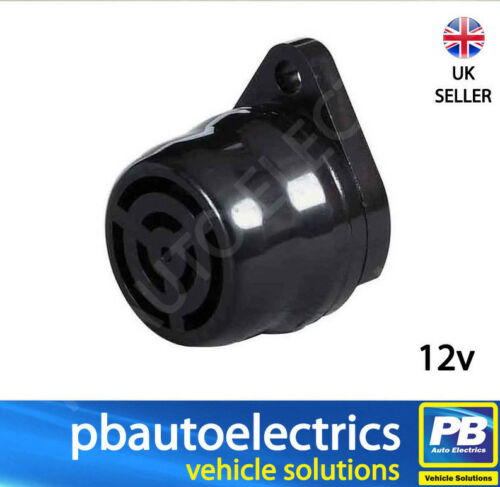 12v Operative Warning Buzzer//Alarm to fit our SBK Seatbelt Kits PBGOR100