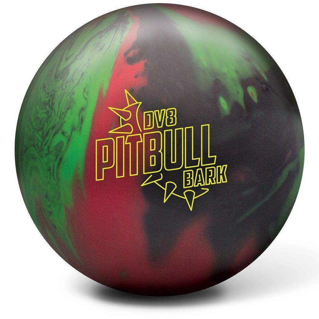 15lb DV8 Pitbull Bark Bowling Ball NEW