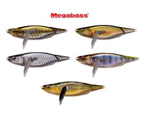 Megabass I-wing 135 Topwater bajo pesca Crawler Japón Tackle seleccionar Color