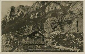 Berghütte: Pfrontner-Hütte mit Aggensteingipfel gl1932 104.548